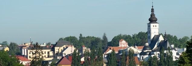 Pohled na Příbor od východu | Foto: A. Slatinský