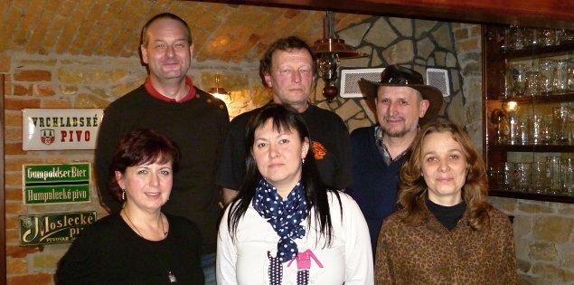 Milan Gajdoš, Vladimír Bilský (předseda), Emil Suchánek, Lenka Nenutilová, Andrea Krestová, Lucie Holáňová – Ocelková